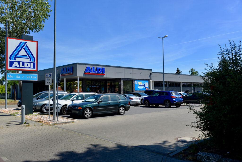 Aldi-Markt  Berlin-Spandau
